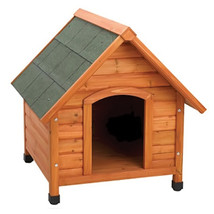Premium Plus A-Frame Dog House - Large - $246.64