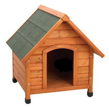 Premium Plus A-Frame Dog House - Medium - $202.40