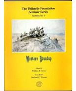 Western Roundup Crowe book postal history Phila... - $19.00