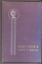NY Post office War Years 1941 Goldman book postal history stamps WWI mil... - $9.00