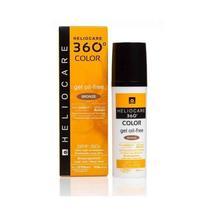 Heliocare 360º Spf 50+ Oil-Free Color Bronze Gel 50Ml - $60.99