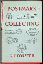Postmark Collecting Forester book postal history stamps collecting - $9.00