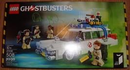 RARE Ghostbusters ECTO 1 LEGO 21108 Signed Autographed Dan Aykroyd COA J... - $395.99