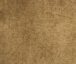 "56"" Wide Sonoma Bronze Solid Velvet upholstery Drapery Fabric per yard - $12.95"
