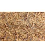 Multi Winslow Jacquard Upholstery Drapery Fabri... - $12.95