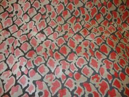 """18""""x18"""" 2 Pieces Coral leopard Spots Embossed Raised Velvet  Pillow Case... - $79.95"""
