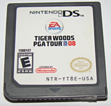 Nintendo DS - EA SPORTS - TIGER WOODS PGA TOUR 08 (Game Only) - $5.00