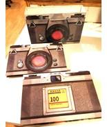 "Anker international ""Camera"" photo album Set of 2 Holds 120 4 x 6 photos... - $21.73"