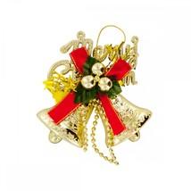 """4"""" Christmas Bells Hanging Decoration SA529 - $40.61"""
