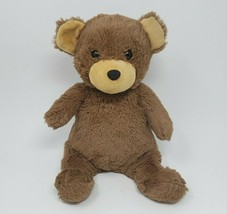 "12"" MANHATTAN WOODLANDERS LUCY TEDDY BEAR BROWN STUFFED ANIMAL PLUSH TOY... - $36.47"