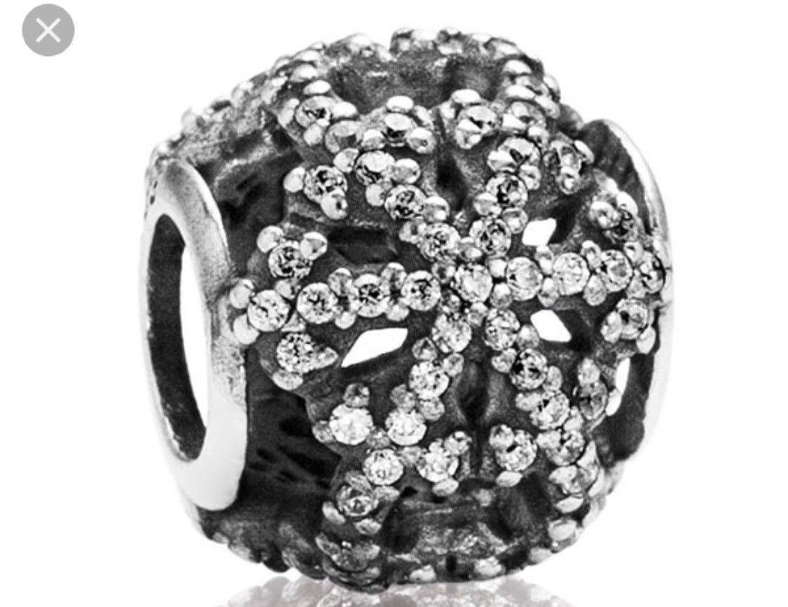 1e03e3c1f Pandora Charm Christmas Snowflake 2013 Let and 50 similar items