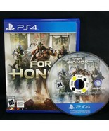 For Honor PS4 PlayStation 4 Action & Adventure Video Game - $9.89