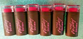 Amuse Matte Lip Stick New Sealed  7278-7,8,9,10,11,12 LOT OF 6 Lip Sticks - $19.99