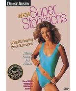 SUPER STOMACHS - DENISE AUSTIN EXERCISE TAPE- ALL REGION DVD - $16.90