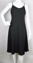 Lauren by Ralph Lauren black women's sequin black sleeveless size 4 - $19.98