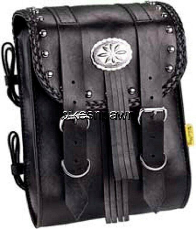 New Willie & Max Warrior Motorcycle Sissy Bar Bag SBB431-05
