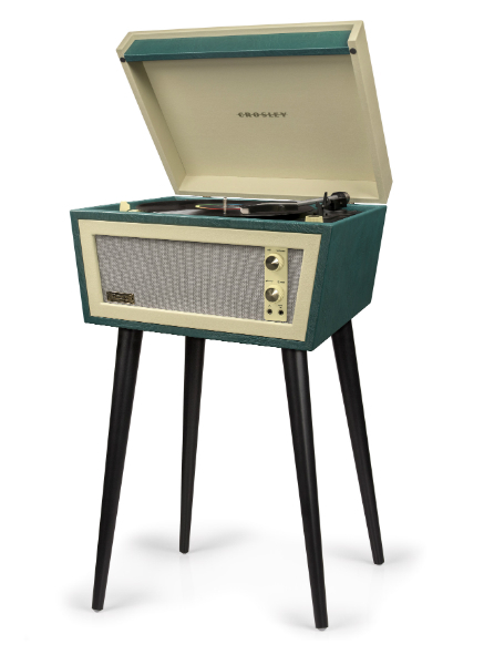 Primary image for Crosley Sterling Turntable - Green/Cream  CR6231D-GR
