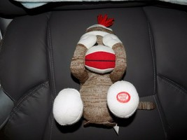 Peek a Boo Sock Monkey Plays Peek a Boo Talks Giggles Paul Frank EUC - $39.00