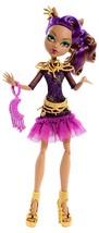 Monster High Frights, Camera, Action! Black Carpet Clawdeen Wolf Doll, M... - €17,68 EUR