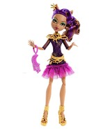 Ee.frightscameraaction.blackcarpet.clawdeen wolf doll thumbtall
