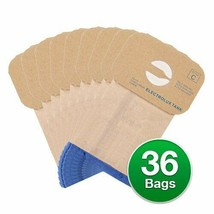 Replacement Vacuum Bag for Electrolux 488809 / Type C / 805 (3 Pack) - $25.60