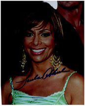 PAULA ABDUL  Authentic Original  SIGNED AUTOGRAPHED PHOTO w/ COA 802 - $38.00