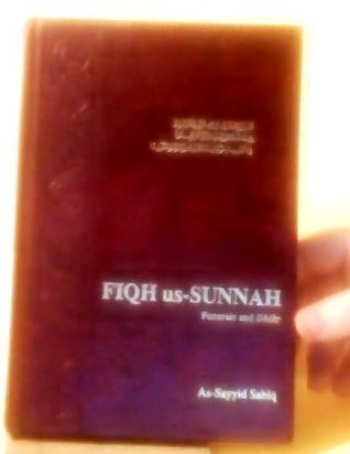Fiqh Us-Sunnah: Funerals and Diggers by As-Sayyid Sabiq (1991-06-01) [Hardcover]