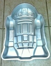 Wilton R2-D2 Star Wars Droid Vintage 1980 Cake Pan Make Your Own & Decorate - $19.59