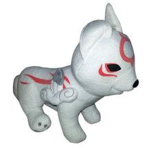 """Capcom Okamiden Wolf Okami Den Chibiterasu Plush 12"""" Stuffed Animal Dog - $22.88"""