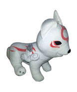 "Capcom Okamiden Wolf Okami Den Chibiterasu Plush 12"" Stuffed Animal Dog - $22.88"