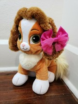 """Build A Bear 15"""" DISNEY Princess BELLE Palace PETS Teacup Plush Dog - $13.54"""