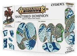 Games Workshop Warhammer Age of Sigmar Shattered Dominion 60mm & 90mm Ov... - $29.70