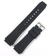 Rubber Watchband for Casio Watch Edifice EF-552D-1A Strap Sports  Bracel... - £26.61 GBP