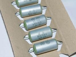 2pcs Sprague ECCOL 20uF 300VAC 200VDC Motor Run PIO Capacitor Hi-Fi Audio USA
