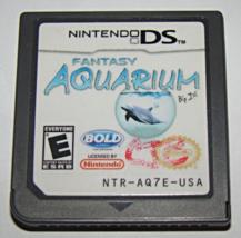 Nintendo DS - FANTASY AQUARIUM (Game Only) - $5.00