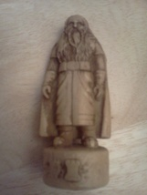 The Lord of The Rings Replacement CHESS Piece - Gimli Rook Piece - $8.99