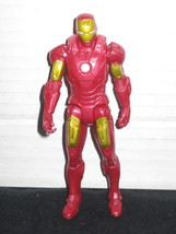 MARVEL COMICS IRON MAN ACTION FIGURE, AVENGERS - $3.00