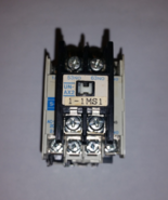 Mitsubishi Contactor S-N11 & Auxiliary Contact UN-AX2 - $30.00