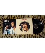 ELVIS PRESLEY A LEGENDARY PERFORMER VOL. 1 LP WITH DIE-CUT BOOKLET NRMT ... - $24.74