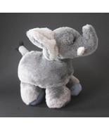 "Mary Meyer Elephant Plush Stuffed Bean Bag Gray Blue  4"" - $19.55"