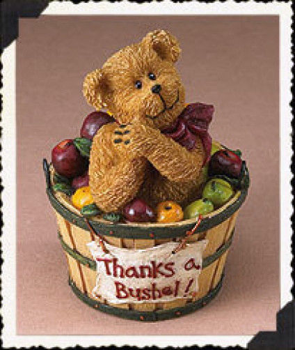"Boyds Basketbearies  ""Newton Basketbearie""  #24700- NIB -2003 -  Retired"