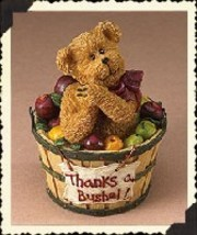 "Boyds Basketbearies  ""Newton Basketbearie""  #24700- NIB -2003 -  Retired image 2"