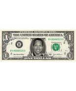 DWAYNE JOHNSON on REAL Dollar Bill - Collectible Celebrity Custom Money ... - €2,92 EUR
