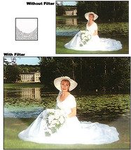 Cokin 148 A148 Wedding 1 White Filter for A Series Holder  New - $12.99