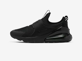 Nike Big Kid's Air Max 270 Extreme Shoes New Authentic Black CI1108-005 - $109.99