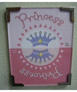 Linda Grayson gift flip magnet Princess New - $5.00
