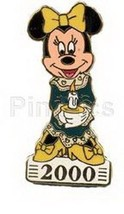 Disneyland Candlelight Minnie Mouse 2000 pin/pins - $24.99