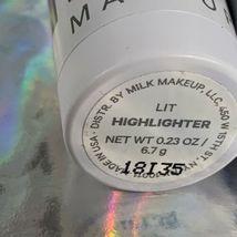 Milk Makeup LIT HIGHLIGHTER STICK 6g GENEROUS TRAVEL Sz image 3
