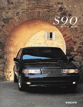1998 Volvo S90 LIMITED EDITION sales brochure catalog US 98 - $10.00