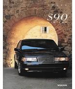 1998 Volvo S90 LIMITED EDITION sales brochure catalog folder US 98 - $10.00